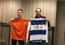 KNVB 130 jaar – shirtje ruilen