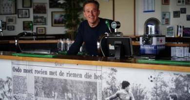 Honderd jaar voetbal in Ouderkerk