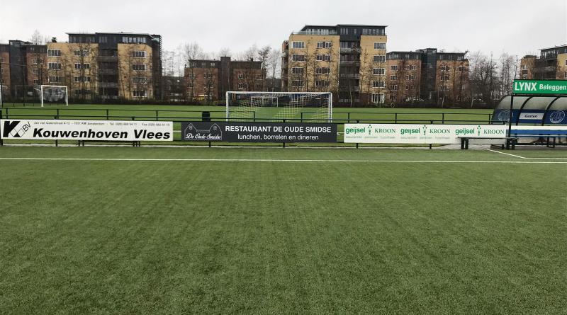 De Oude Smidse weer sponsor SV Ouderkerk