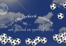 sv Ouderkerk wenst u een gezond en sportief 2021