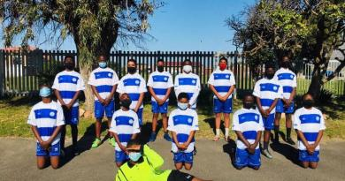 Schoolproject in Zuid Afrika