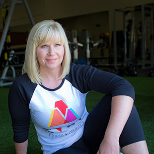 Shara Vigeant, Owner, Personal Trainer