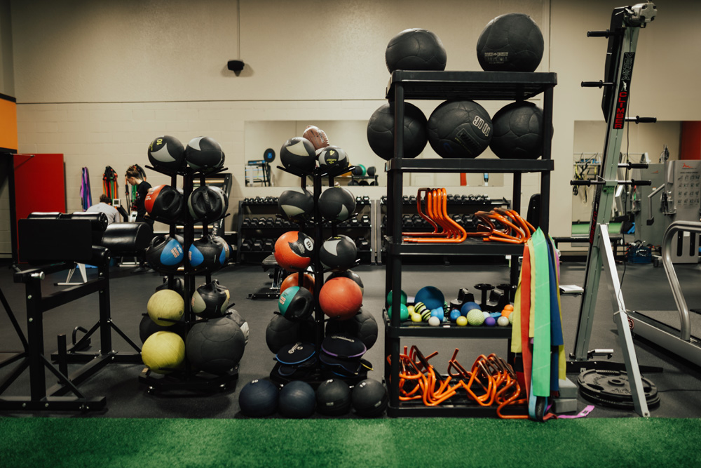 Personal Trainer Facility 004