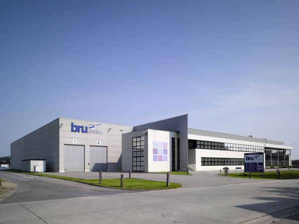 BRU Textiles - Offices, warehouse (phase 1-2-3)