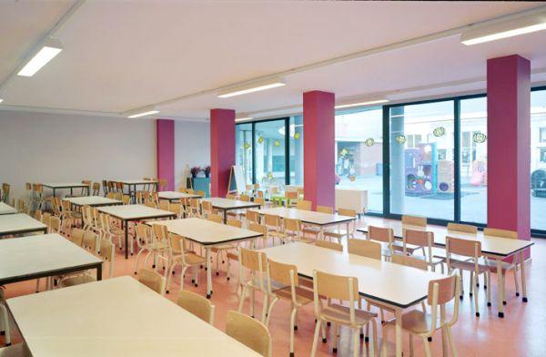 Nieuwbouw schoolcomplex Steynstraat Hoboken, andere projecten SVR-ARCHITECTS