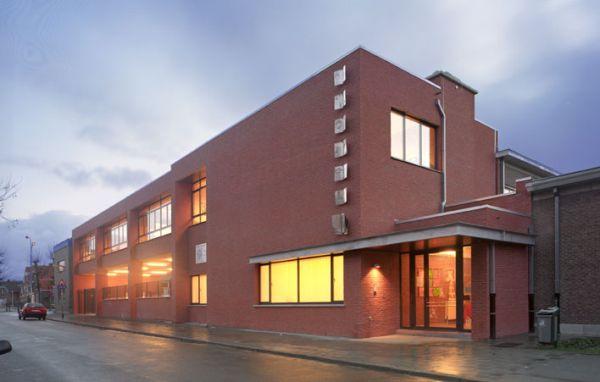 Schoolcomplex Steynstraat Hoboken