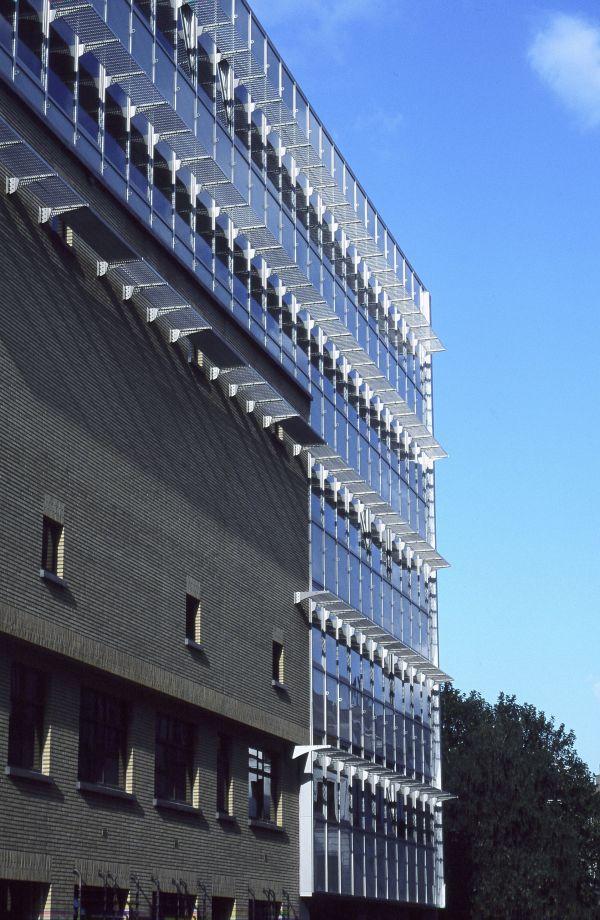 Flagey gebouw, Brussel