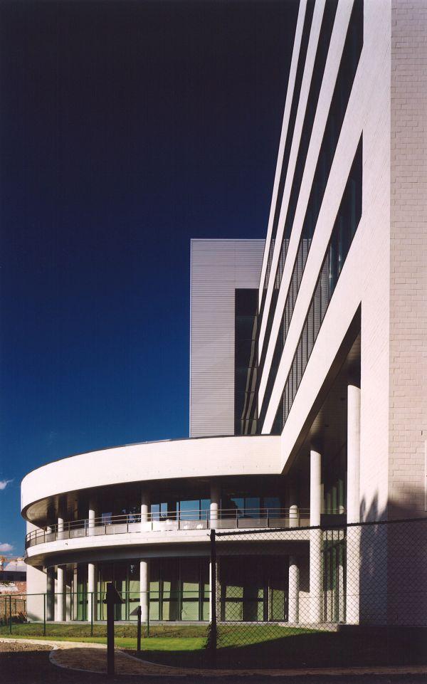 Deloitte & Touche - Immeuble de bureaux