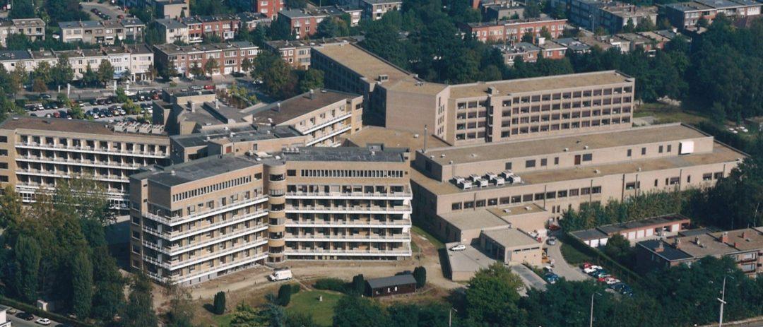 Vogelperspectief Campus Sint-Augustinus