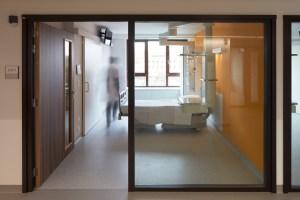 Renovatie hartbewaking ziekenhuis Sint-Augustinus, project gezondheidszorg SVR-ARCHITECTS