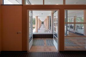 Renovatie, restauratie, gedeeltelijke nieuwbouw, Tombeekheyde, voormalig sanatorium Overijse, Gezondheidszorg, woonzorgcentrum