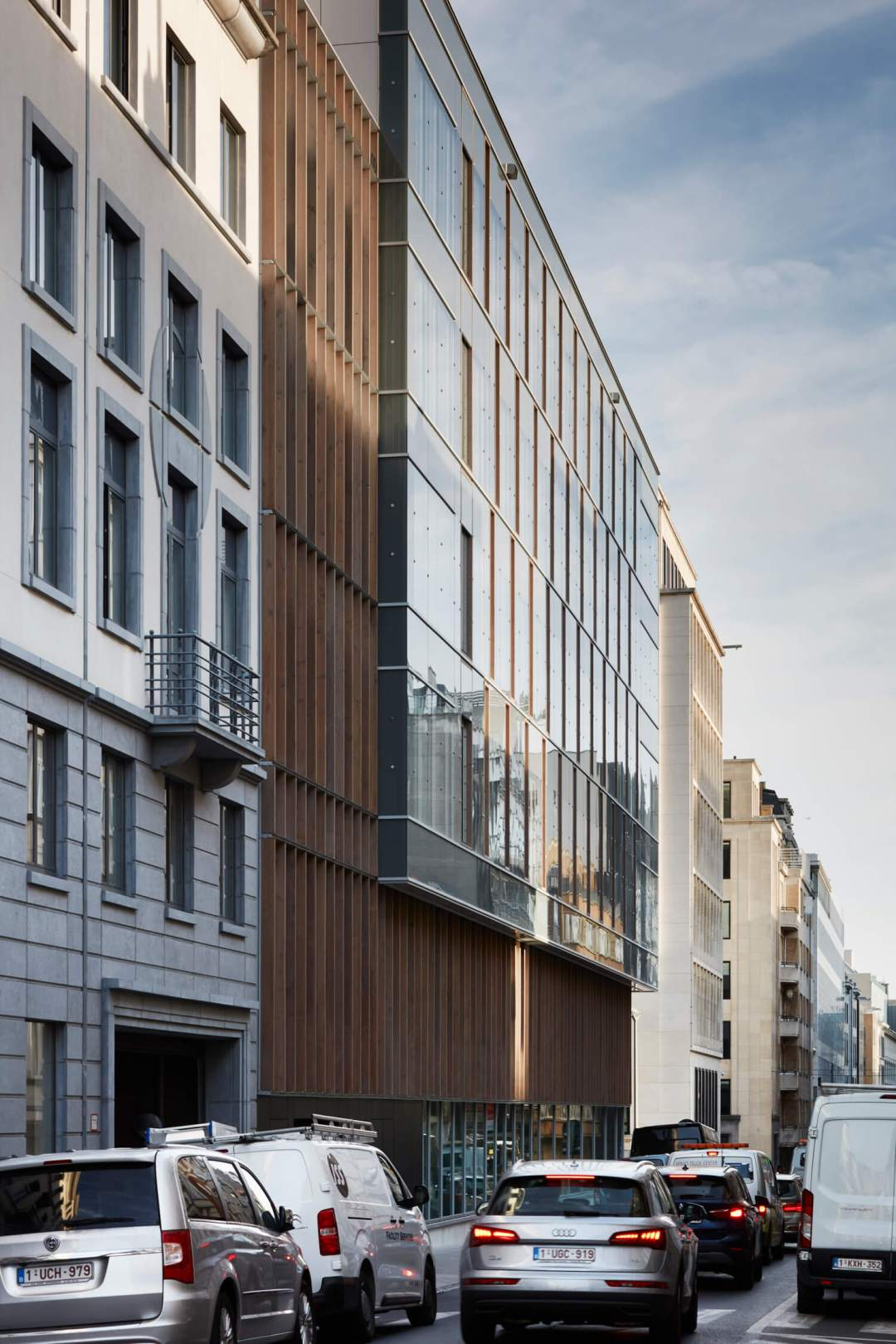 Leasinvest - Montoyerstraat