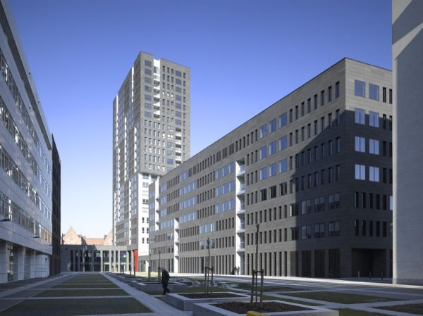 Kantoren Avenue Building, Antwerpen
