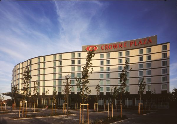Crown Plaza Brussels Airport