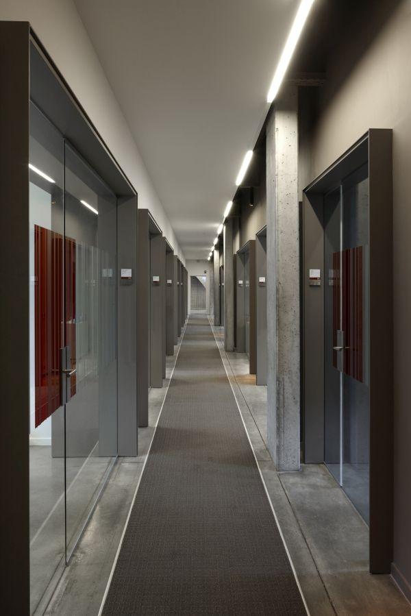Interieur architectuur burelen Allen & Overy