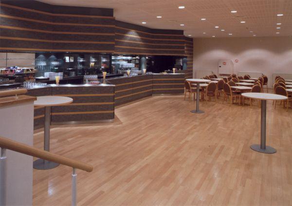 Cafetaria Arenberg Schouwburg, Antwerpen
