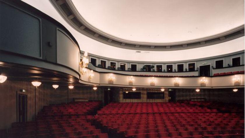 Arenberg Theatre | Antwerp