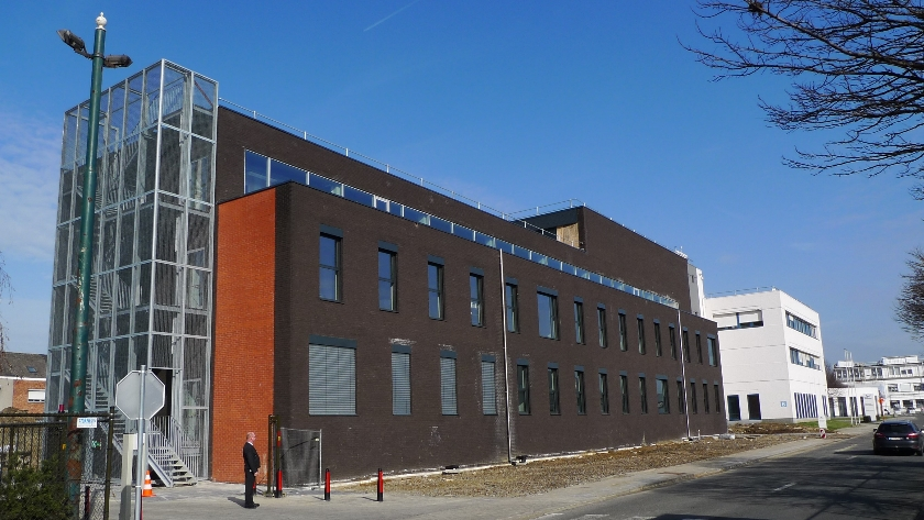 Expansion G | Akzo Nobel | Vilvoorde
