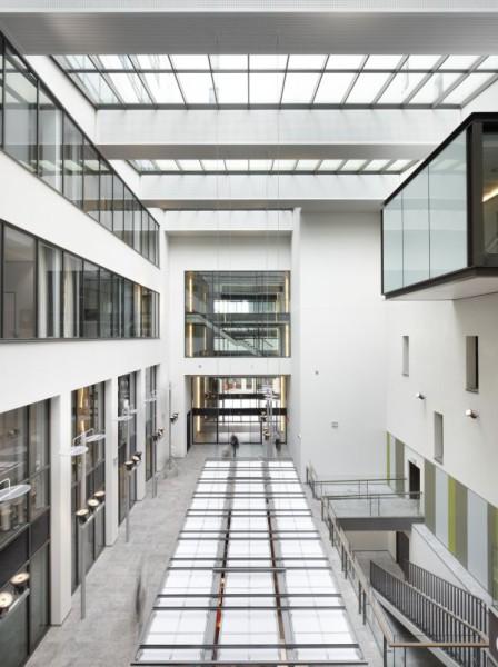 BNP PARIBAS FORTIS - Offices, auditorium BNP Paribas Fortis (phase 1)