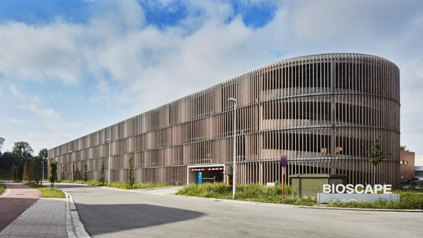 Parkeergebouw Bioscape | Gent