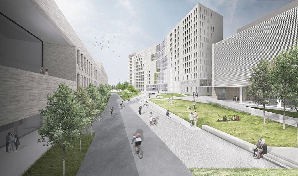 Leuven Bioscience buitenbeeld