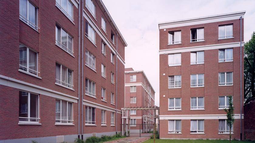 Social housing |  Antwerp