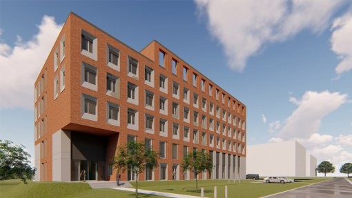 GHENT UNIVERSITY<br><span style='color:#31495a;font-size:12px;'>Research building Capture</span>