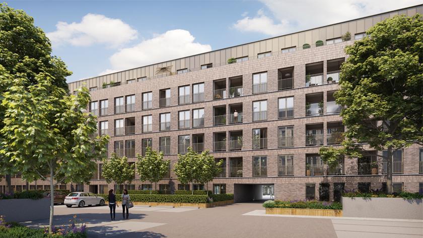 Woonproject 14, Van Schoonbeke | Antwerpen