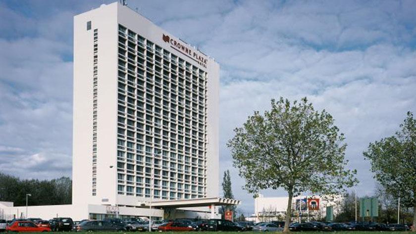 Crown Plaza Hotel | Antwerp