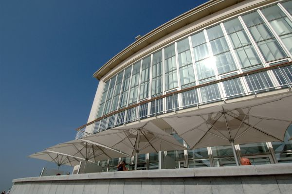Renovatie en interieur Casino Kursaal Oostende, project ontspanning SVR-ARCHITECTS