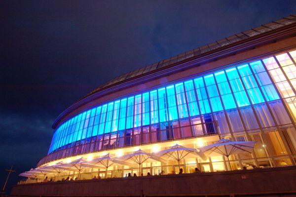 Gerenoveerd Casino Kursaal, Oostende