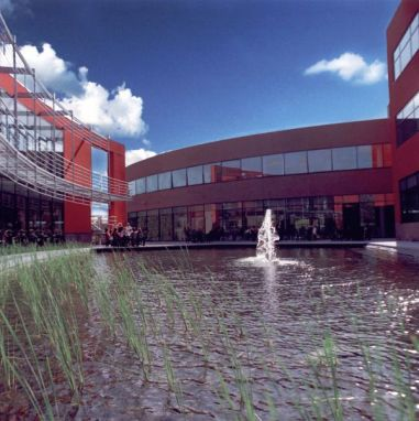 WOLTERS KLUWER<br><span style='color:#31495a;font-size:12px;'>Office building, interior </span>