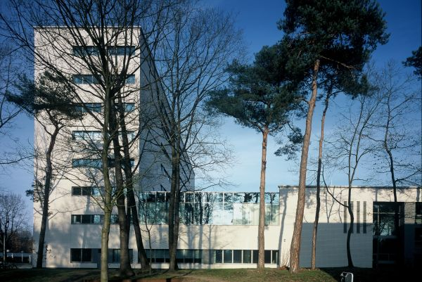 Campus building Tilburg University