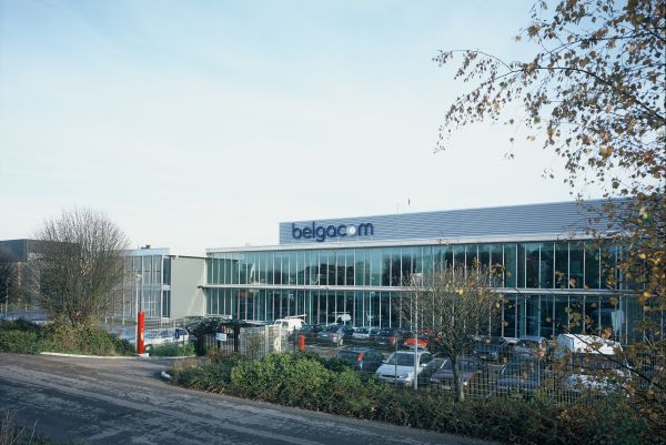 Expansion of office building Belgacom