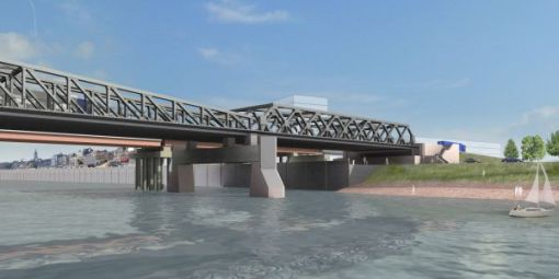 BRIDGE SCHELDT<br><span style='color:#31495a;font-size:12px;'>Bridge</span>