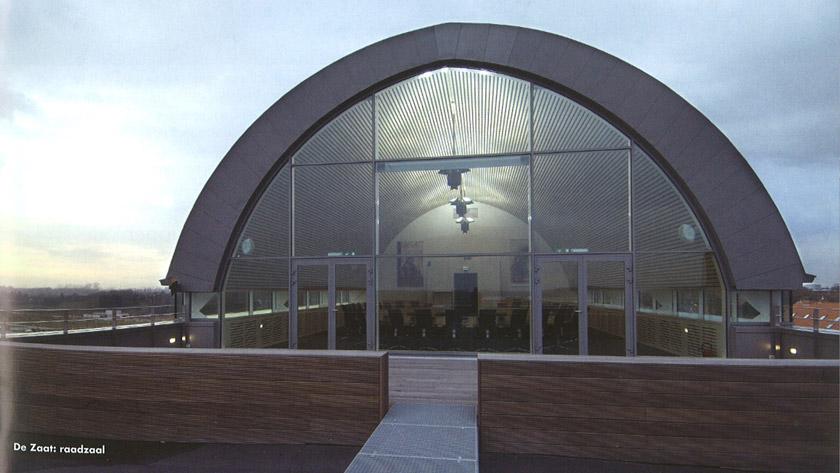 Elk gebouw is een 'research & development'Renoscripto