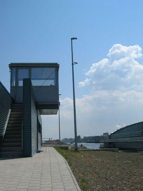 Nieuwbouw spoorwegbrug Plassendaele Oostende, andere projecten SVR-ARCHITECTS