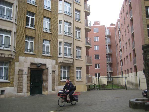 Woonhaven Antwerpen - Social housing Jan Davidlei (Thiebaud 2 phase 1, 2, 3, 4, 5, 6)