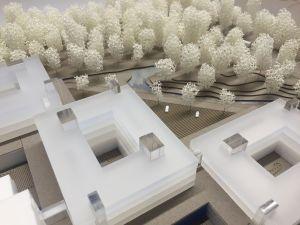 Wedstrijd master & technisch plan UZ Turnhout, project gezondheidszorg SVR-ARCHITECTS