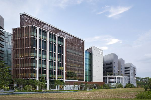 Programmatie, laboratoria Innovatie Centrum Singapore, laboproject SVR-ARCHITECTS