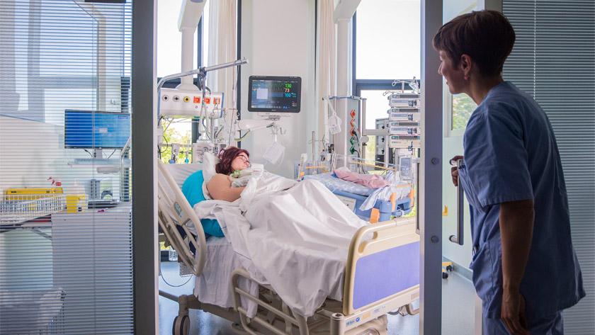 Patiënt centraal in Koningin Mathilde Moeder-en Kind centrum