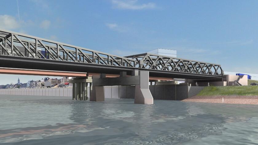 Bridge Scheldt | Temse