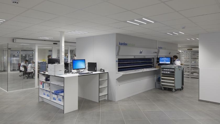 Distributieapotheek | Campus Sint-Augustinus | Wilrijk