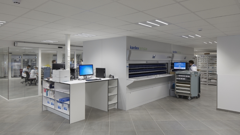 Distribution pharmacy | Campus Sint-Augustinus | Wilrijk
