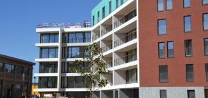 Eiland & Feestzaal, Leuven, project huisvesting SVR-ARCHITECTS