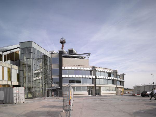 Renovatie satellietgebouw Brussels Airport Company, andere projecten SVR-ARCHITECTS