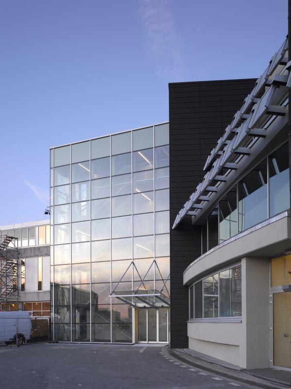 Satellietgebouw Brussels Airport Company