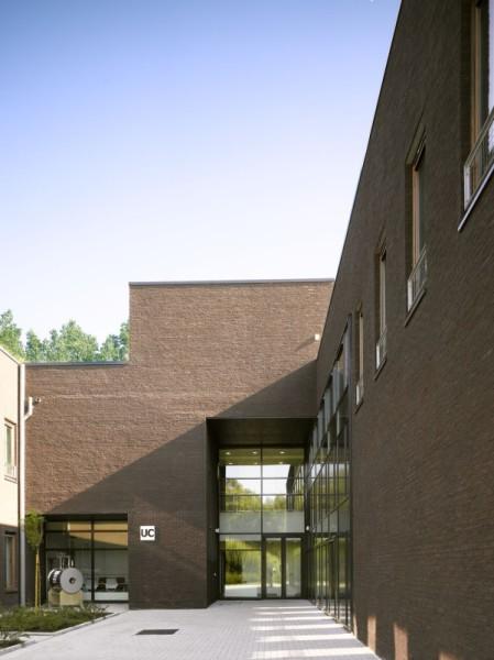 Nieuwbouw Bio- & Moleculair Imaging Center Universiteit Antwerpen, laboproject SVR-ARCHITECTS