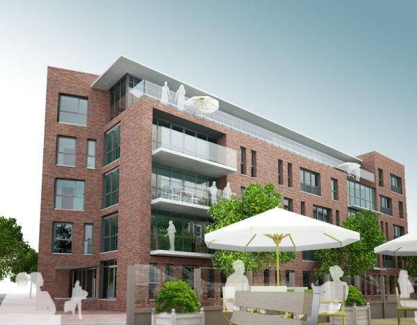 Alpheuspoort - Residential apartment complex