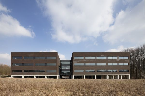 Nieuwbouw Bio-Incubator 2&3 KUL, laboproject SVR-ARCHITECTS